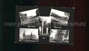 Duiven Rijksweg Huize Thuvine Regina Pacis Kerk Calvariegroep