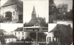 Duiven Horsterweg Kerk Huize Welleveld Droostraat Conferentieoord Regina Paces
