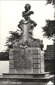 Putte Niederlande Jordaan beeld Bueste Denkmal