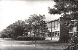 Ossendrecht Legeringsgebouw Legerplaats
