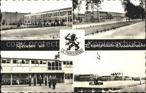 Ossendrecht Legerplaats Wache Wappen