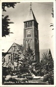Middelbeers RK Kerk St Willibrordus