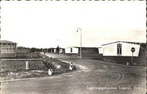 Budel Legeringsgebouwen Legerplaats
