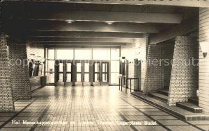 Budel Legerplaats Manschappencantine en Limbra Theater