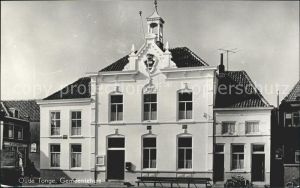 Oude Tonge Gemeentehuis Kat. Oude Tonge