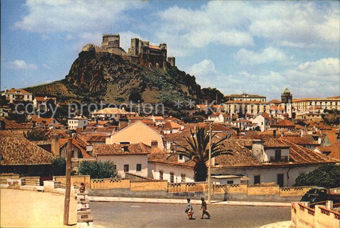 Portugal Castle Leiria  Kat. Portugal