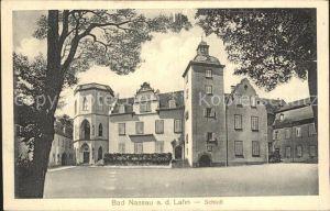 Bad Nassau Schloss Kat. Nassau Lahn