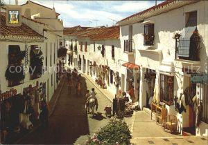 Mijas Principal Commercial street Kat. Mijas