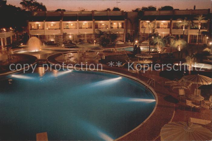 Santa Cruz Los Tajibos Hotel Casino Swimmingpool Kat. Bolivien