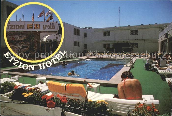 Israel Etzion Hotel Eilat  Kat. Israel