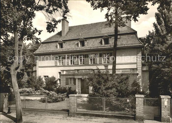 Wannsee Haus am Kleinen Wannsee Erholungsheim Deutsche