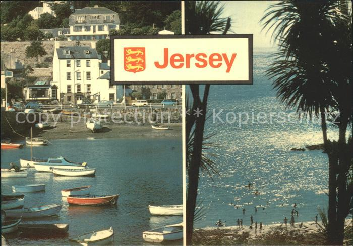Jersey Strand Boote Kat. Jersey