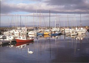 Nairn Harbour / Inverness & Nairn /Inverness & Nairn and Moray, Badenoch & Strathspey