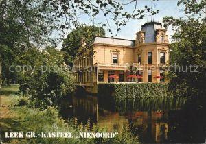 Leek Groningen National Rijtuigmuseum Nienoord  Kat. Leek