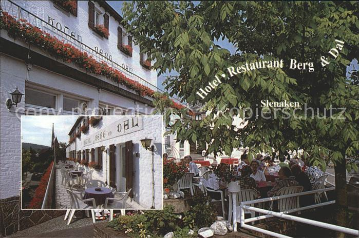 Slenaken Hotel Restaurant  Berg und Dal  Kat. Slenaken