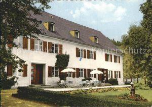 Groenenbach Bad Kurheim Bad Clevers  Kat. Bad Groenenbach