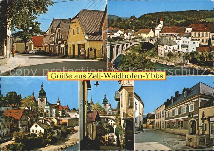 Zell Waidhofen Ybbs  Kat. Waidhofen an der Ybbs