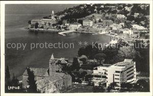 Lopud Dubrovnik Stadtansicht Kat. Insel Lopud Dubrovnik
