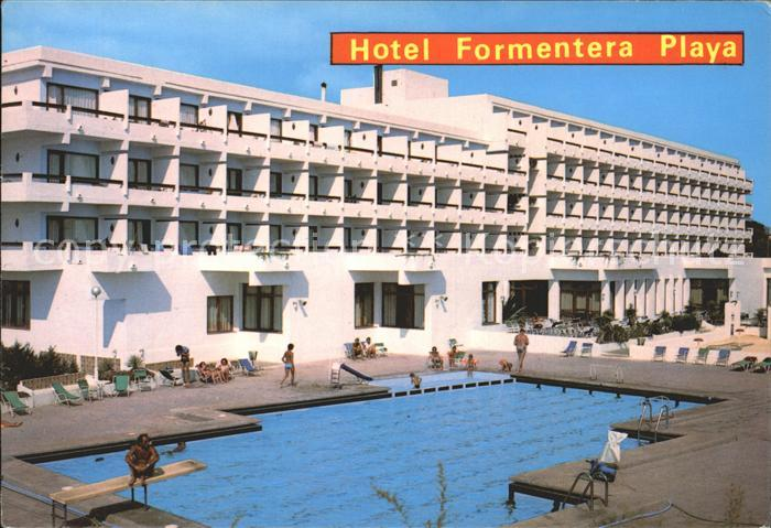 Formentera Hotel Formentera Kat. Spanien