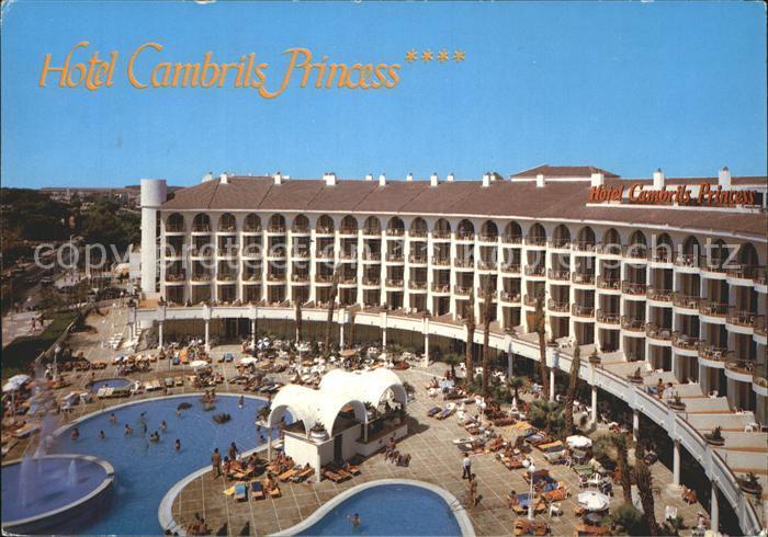 Cambrils Hotel Cambrils Princess Kat. Costa Dorada