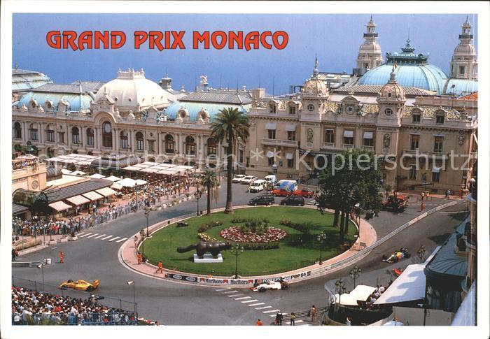 Monaco Grand Prix Autorennsport Kat. Monaco