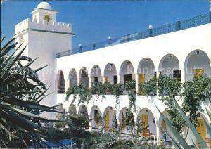 Hammamet Hotel Fourati Pavillon chambres Kat. Tunesien