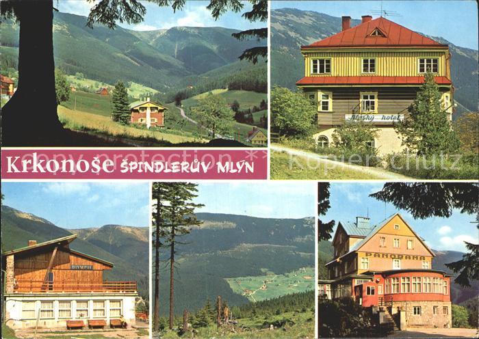Krkonose Udoli Sv Petra Alpsky hotel Chata Olympie Chata Panorama Kat. Polen