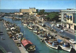 Terracina Hafen / Terracina /Latina