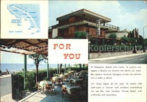 Terracina Ristorante Pensione For You / Terracina /Latina