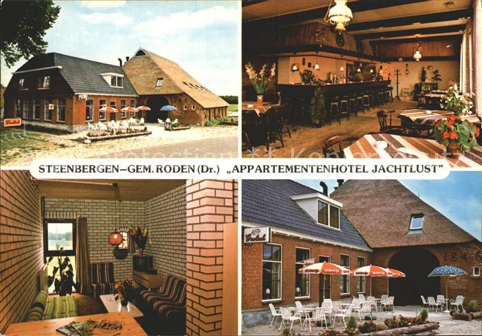 Steenbergen Niederlande Aappartementenhotel Jachtlust Kat. Steenbergen