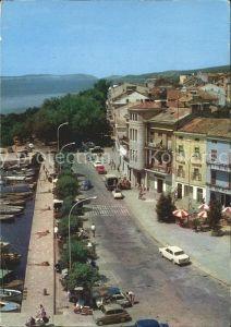 Crikvenica Kroatien Hafenpartie Kat. Kroatien