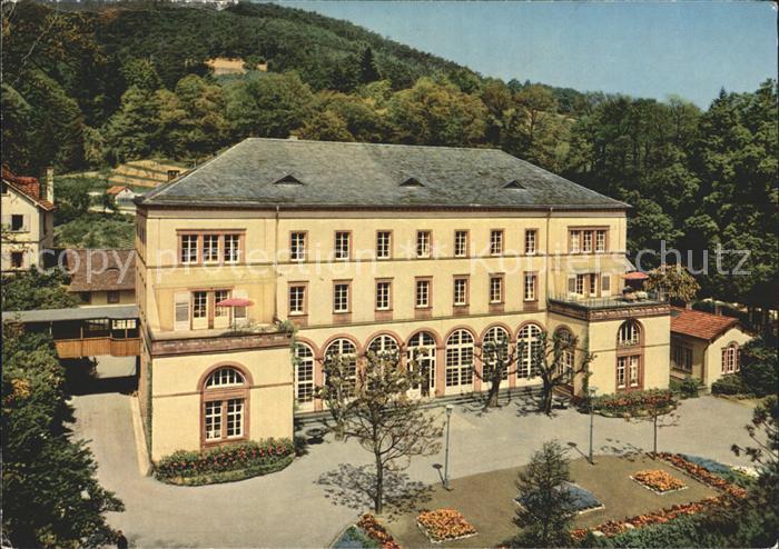 Bad Gleisweiler Sanatorium Kat. Gleisweiler Nr. kg92552