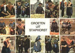 Staphorst Trachtentraeger Kat. Staphorst