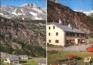 Kolm Saigurn Naturfreundehaus  Kat. Rauris