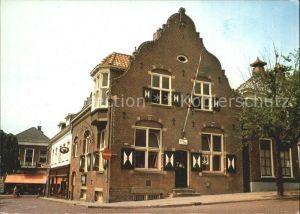 Aalten Gemeentehuis Markt Kat. Niederlande