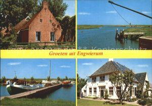 Engwierum Hafen Gebaeude