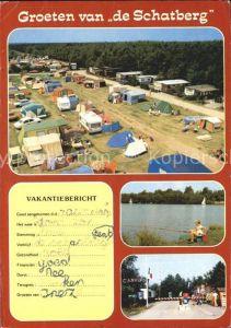 Sevenum Recreatieoord Camping de Schatberg See Angeln
