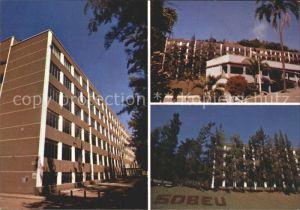 Barra Mansa Edificio SOBEU Sociedade Barramansenso de Ensino Superior