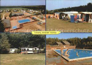 Kootwijk Camping Kerkendel Swimmingpool Wohnwagen Kat. Radio Kootwijk