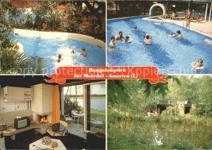 America Niederlande Bungalowpark het Meerdal Swimming Pool Kat. Horst aan de Maas