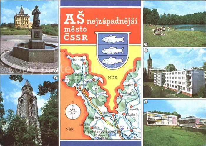 Asch Tschechien as asch tschechien as cheb nr ca13202 oldthing