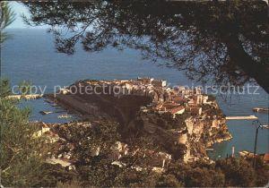 Monaco Le Rocher du Grimaldi Kat. Monaco