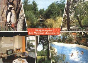 America Niederlande Bungalowpark Het Meerdal  Kat. Horst aan de Maas