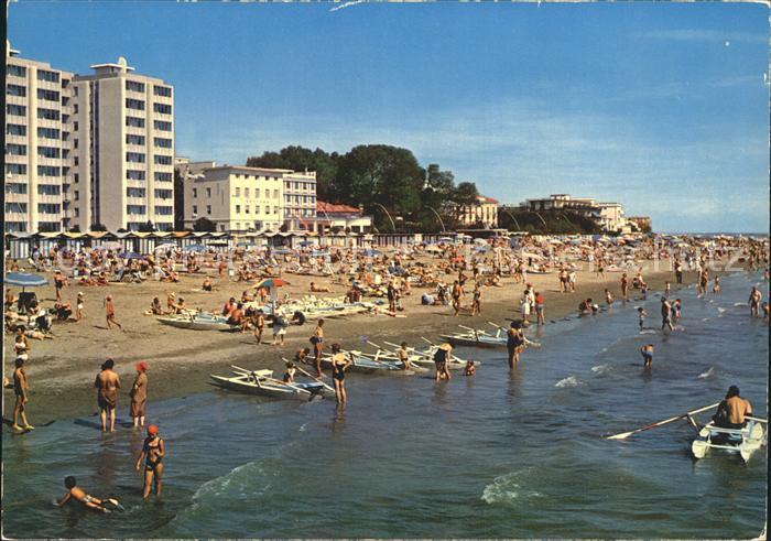 Lignano Sabbiadoro Strand Kat Lignano Nr Ks23462 Oldthing