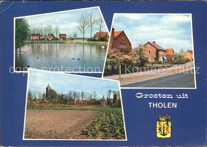 Tholen  Kat. Zeeland