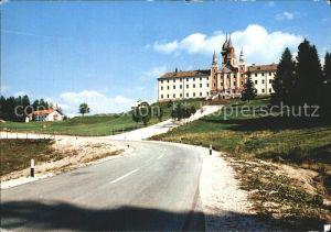 Maria Weissenstein Santuario di Pietralba Kloster