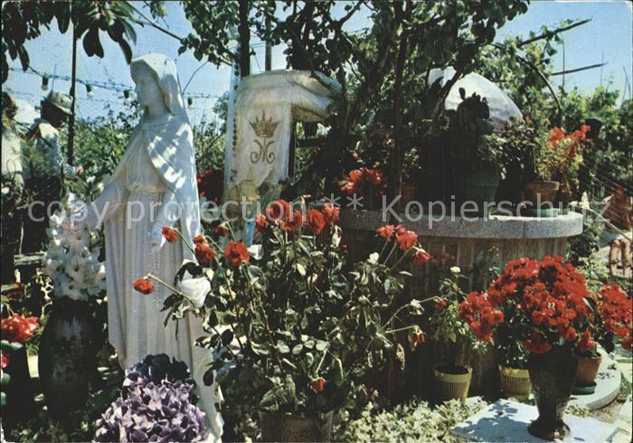 San Damiano Piacentino Madonna delle Rose Rosen Madonna