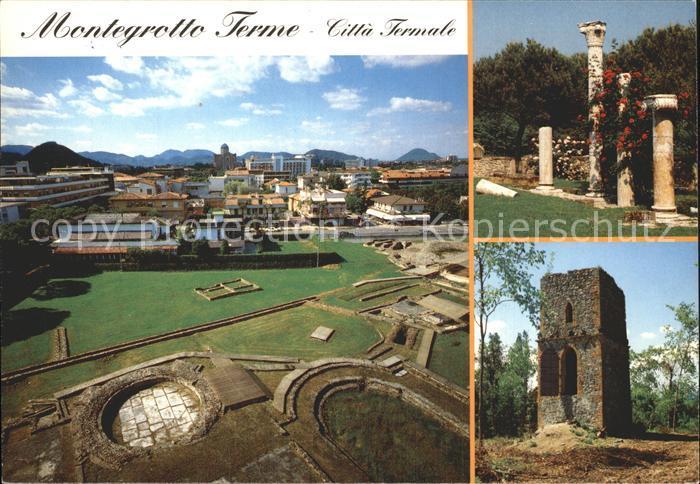 Montegrotto Terme Citta Termale Stazione di Cura e Soggiorno Terme ...