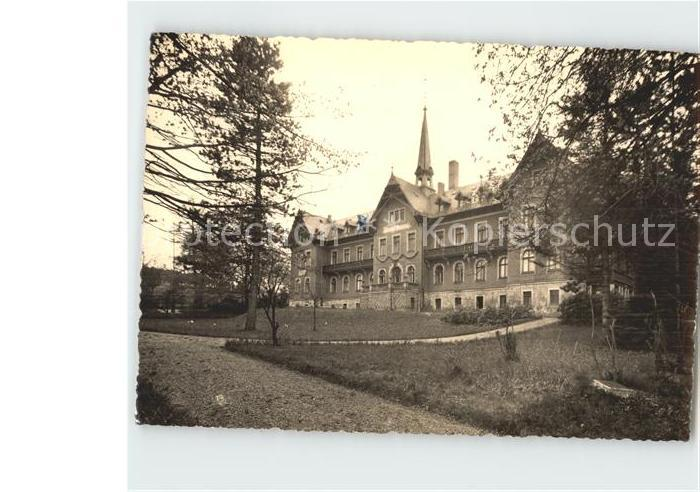 Gruenhain Erzgebirge Jugenderholungsheim