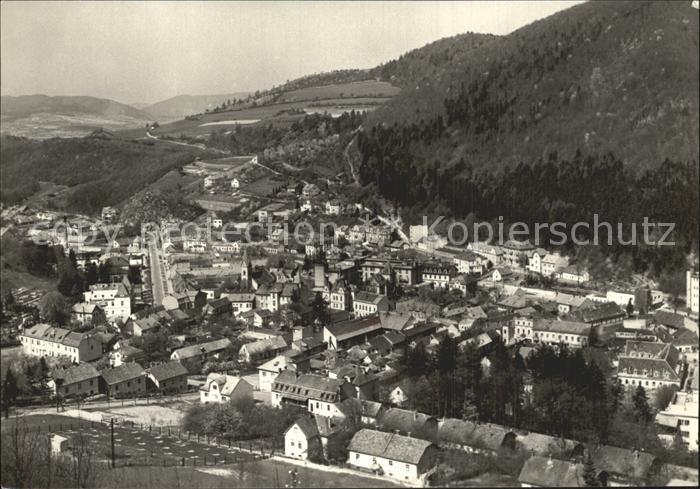 Trencianske Teplice Panorama